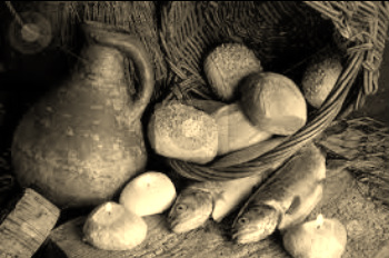 Ancient roman food bread images for Ancient roman cuisine