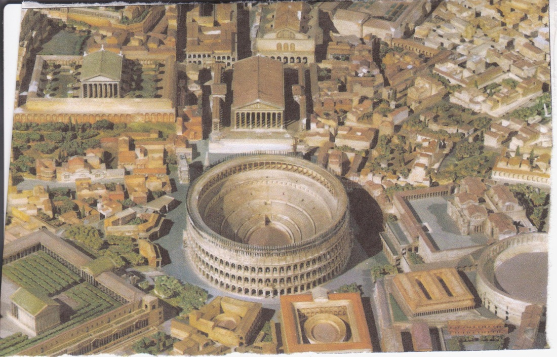 The Roman Gladiators and the Colosseum The History and